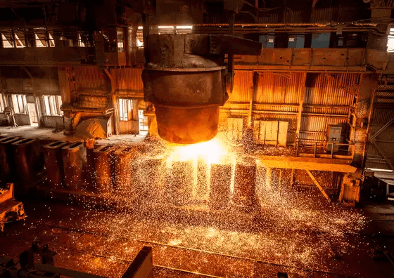 Steel - Foundry Industries